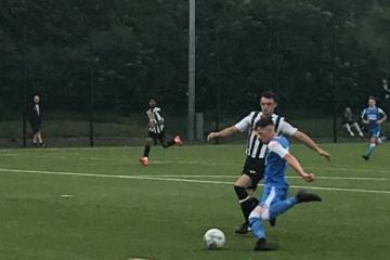 Promising signs from Cwm in pre-season encounter