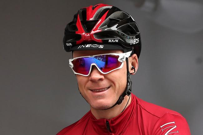 Chris Froome has been named the winner of the 2011 Vuelta a Espana
