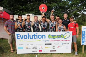 Charity Evolution Super6s rugby tournament set to return to Penybanc