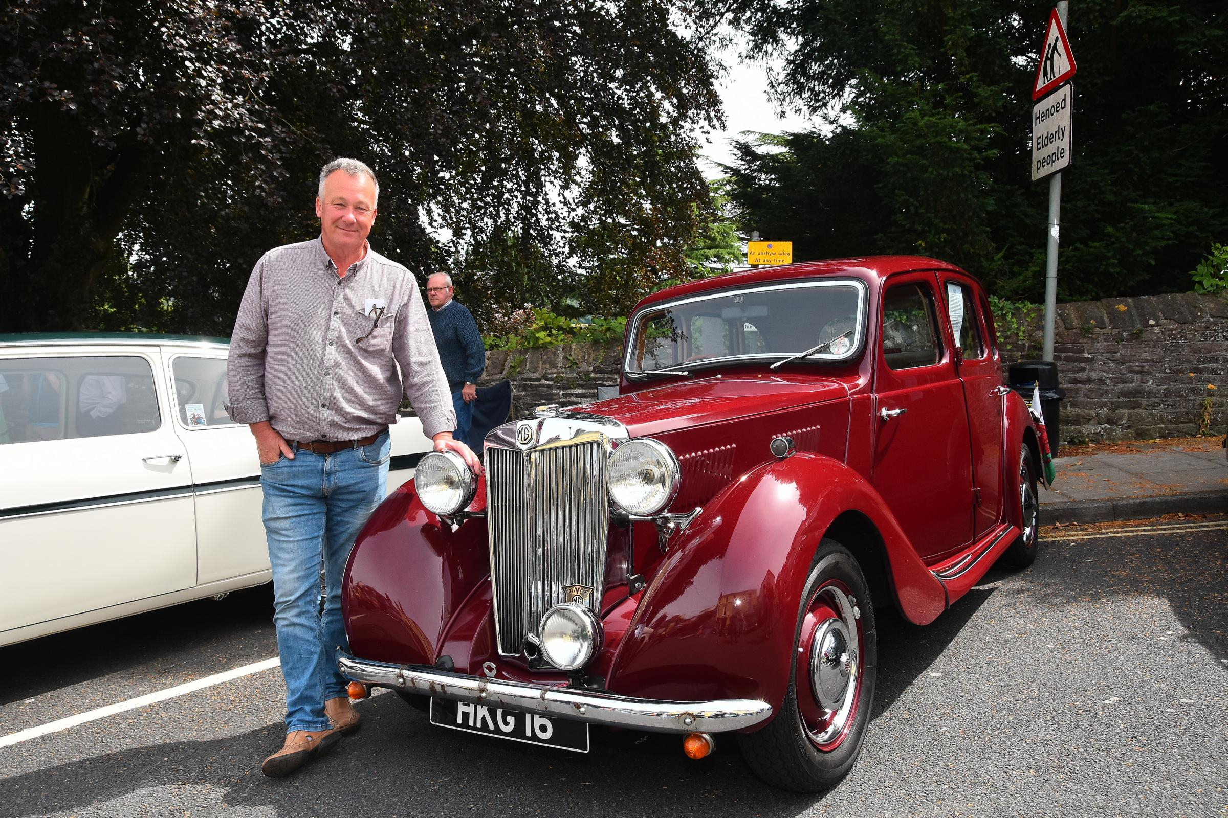 Llandeilo Classic Car Show makes debut