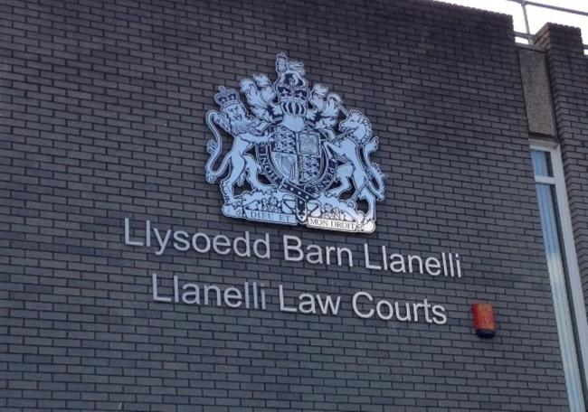 Llanelli Magistrates' Court