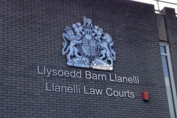 Tycroes man billed more than£1,000 for failing to ID driver