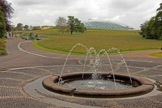 William Artus captured this photograph during a visit to the National Botanic Garden of Wales
