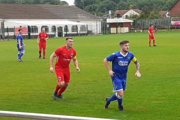 Shootout joy for Cwmamman United in cup tie
