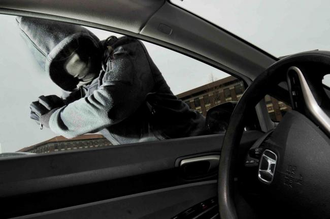 Dyfed-Powys Police are investigating a number of thefts from Motor vehicles in the Ammanford and Llandeilo areas