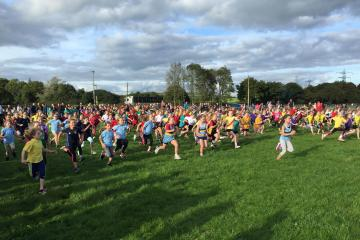 Schools' athletics championships returning