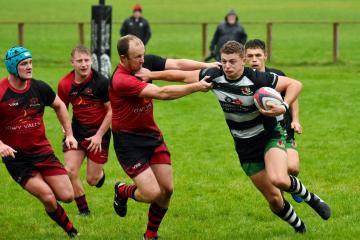 Llandybie see off Llandeilo in fiercely fought derby