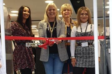 Ammanford store gets new look