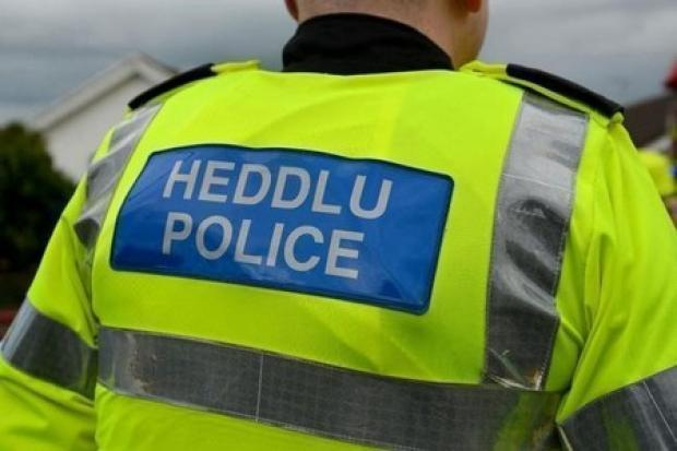 Police have appealed for witnesses to criminal damage in Brynaman