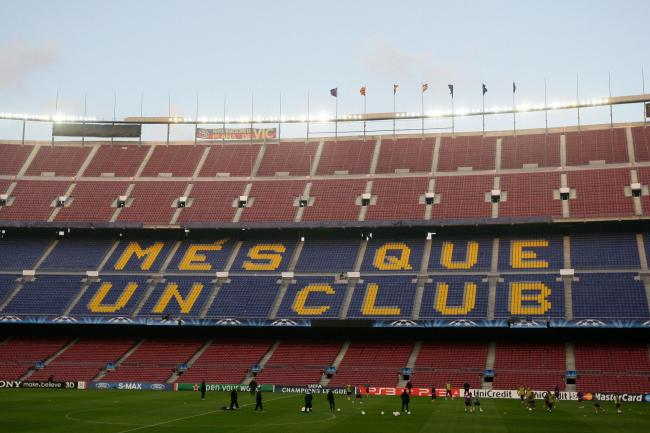 The first El Clasico clash of the season has been re-arranged for December 18 at the Nou Camp