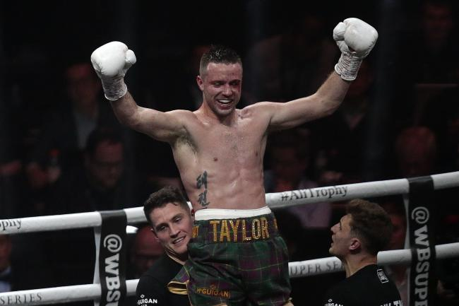Josh Taylor won the IBF world super-lightweight title in his last fight back in May