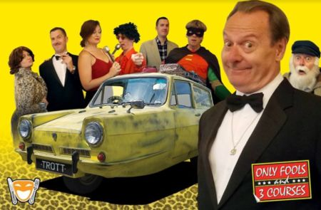 Only Fools and 3 Courses - Wrexham 07/03/2020