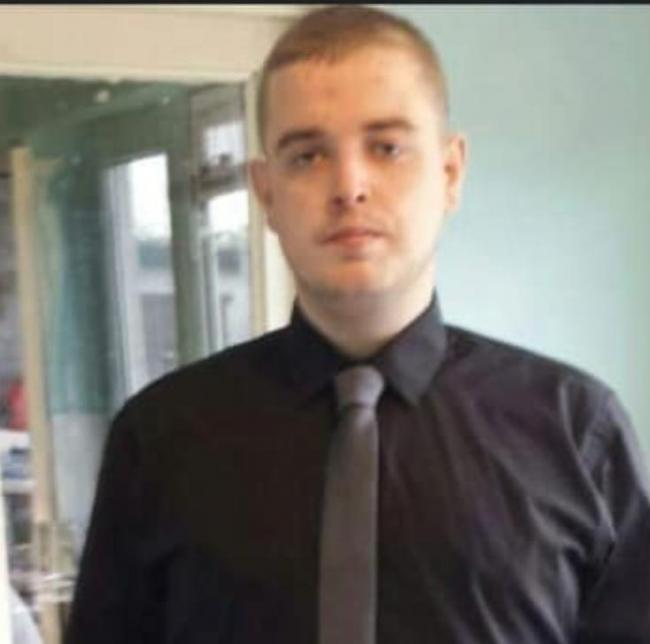 Shane O'Rourke's body was found at a property in Wind street, Ammanford