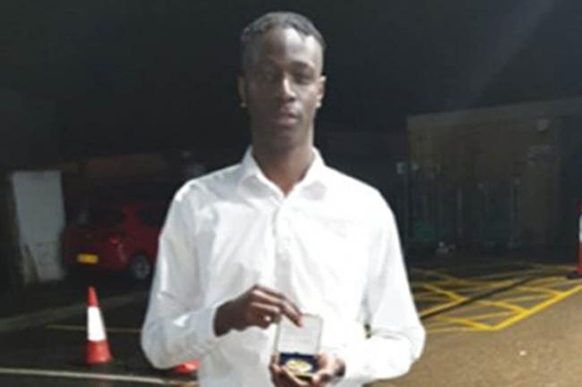 Hakim Ishmael Daba Sillah who was the victim of a fatal stabbing