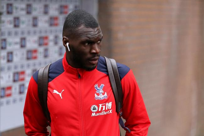 Christian Benteke has been banned from driving