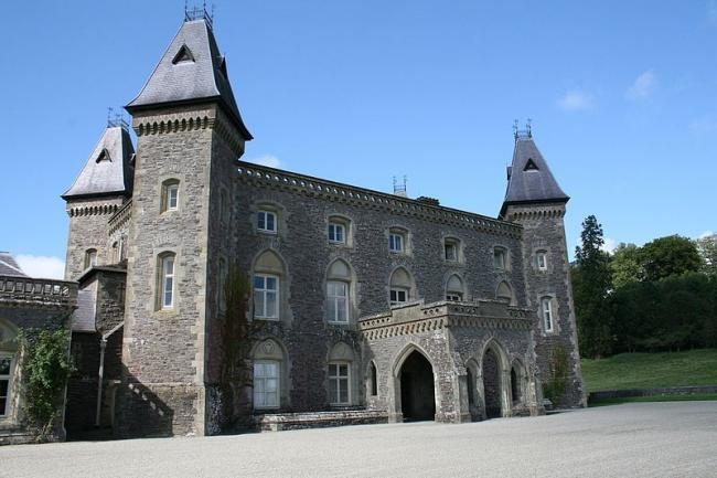 Newton House, in Dinefwr Park, will host the event