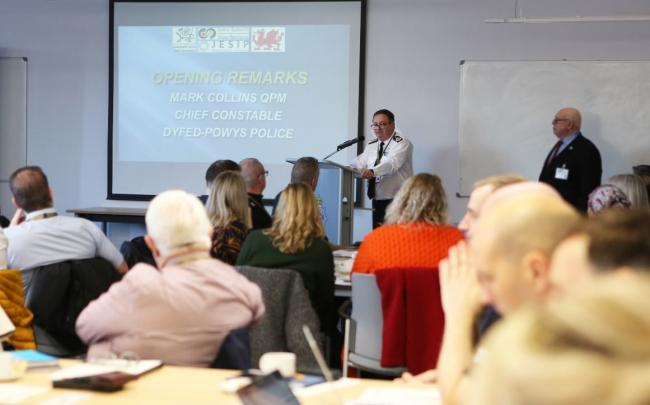 Police meet to tackle problems of modern slavery