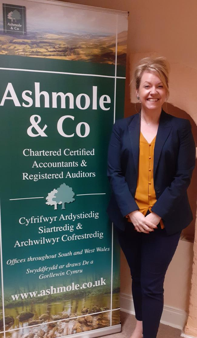 Gwaun-Cae-Gurwen woman gets new role