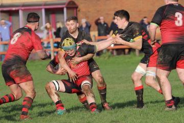Llandybie grab Betws victory