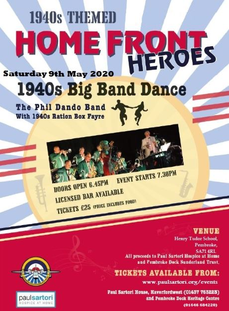 "Home Front Heroes - 1940's ""VE Day"" Dance"