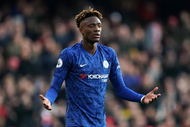 Tammy Abraham has been struggling with an ankle injury