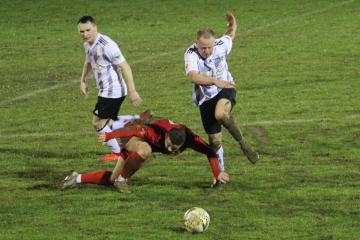 First half no show sees Ammanford defeated