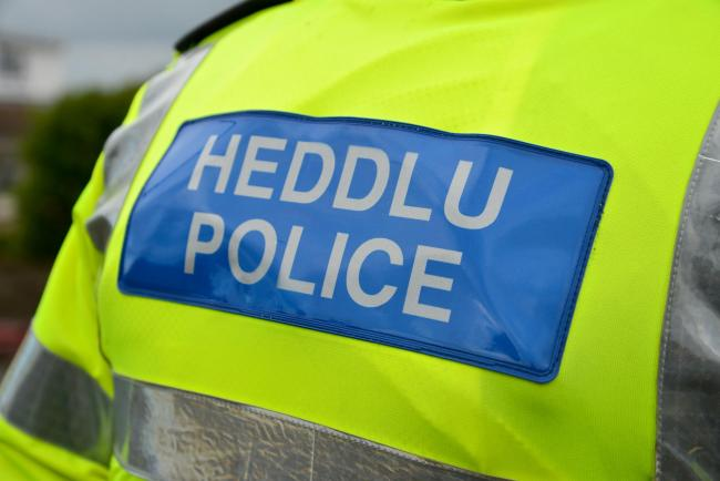 File pics of Dyfed-Powys police officer..PICTURE: Western Telegraph...