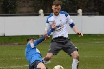 Cwm suffer defeat on the road to Goytre Utd