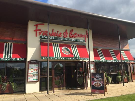 90 Frankie and Benny's restaurants set to close by 2021