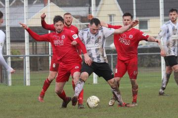 First half showing earns Ammanford deserved win