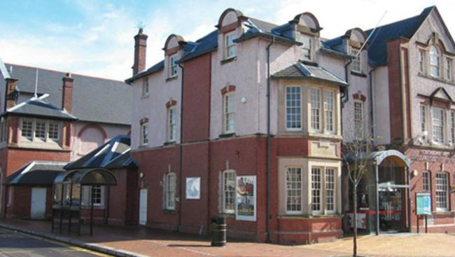 Pontardawe Arts Centre is among a number of services to close amid the coronavirus pandemic
