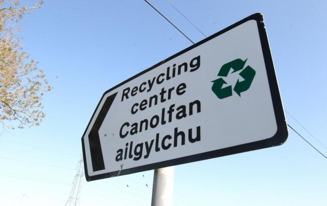 Carmarthenshire rubbish tips to re-open by appointment only