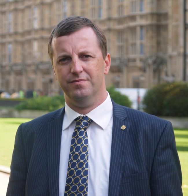 Jonathan Edwards MP raises concerns over Welsh vaccine allocation