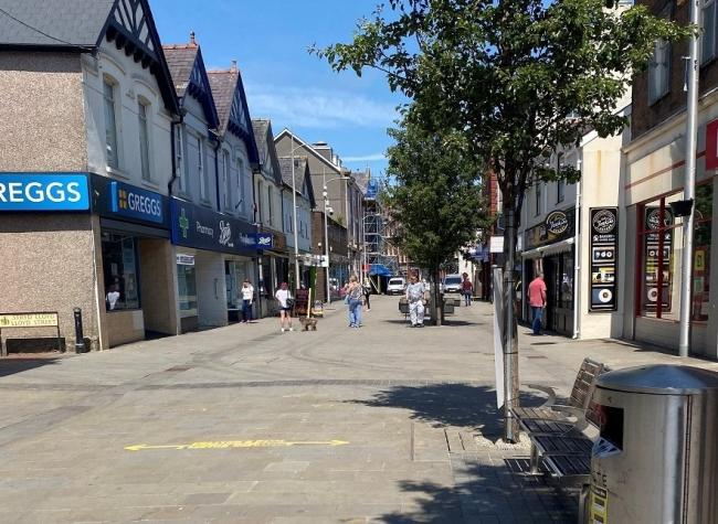 Businesses in Ammanford town centre could benefit from grant funding