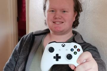 Gamer Connor set for 12-hour marathon live stream for charity Acting for Others