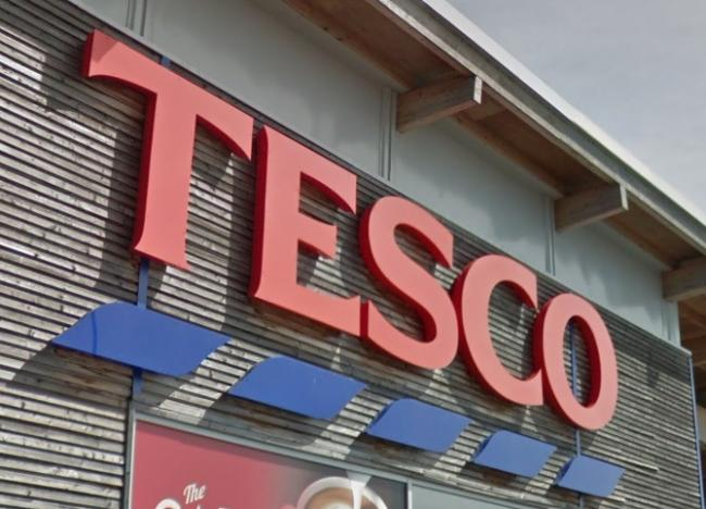 Tesco apologise after banning sale of sanitary products in Welsh supermarket. Picture: Newsquest