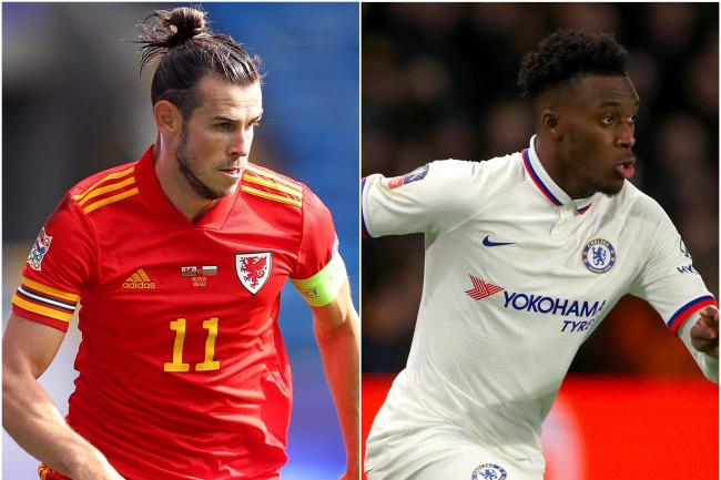 Gareth Bale could be returning to the Premier League, while Callum Hudson-Odoi has interest from Bauerm Munich once again