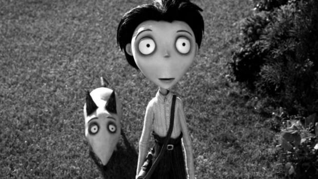 South Wales Guardian: This Tim Burton film is a clever twist on the classic Frankenstein story. Credit: Walt Disney Picture