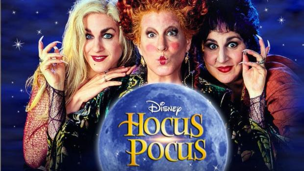 South Wales Guardian: The trio of witches in this movie is irresistibly charming and fun for all ages. Credit: Walt Disney Pictures
