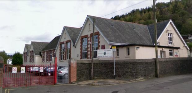 South Wales Guardian: Alltwen Primary School, Pontardawe [Google Maps, available for LDRS]