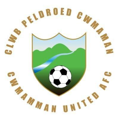 Cwmamman United's game on Saturday ended all square