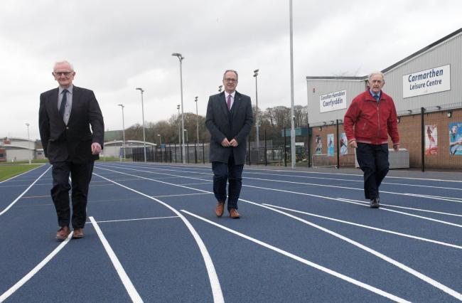 The new facilities have been described as 'world class'