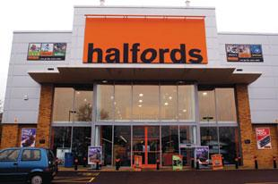 South Wales Guardian: Picture: Halfords