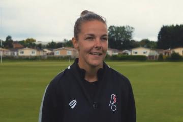 Loren joins Wales women's interim coaching team