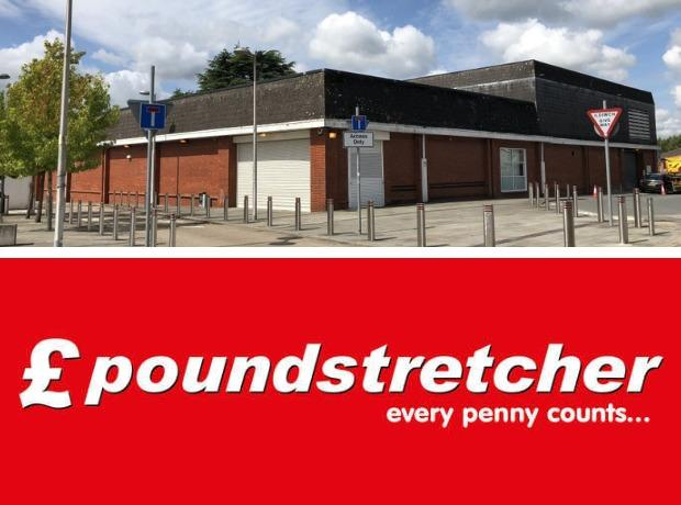 Ammanford's new Poundstretcher will open its doors for the first time on Saturday, February 20