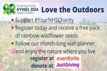 Hywel Dda Health Board wellbeing event will help us be mindful