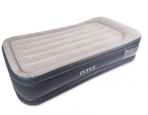 South Wales Guardian: Intex Single Raised Airbed. (Aldi)