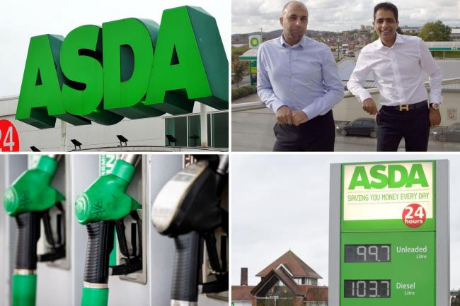 Millions of drivers warned over Asda takeover by Issa brothers. (PA/Canva)