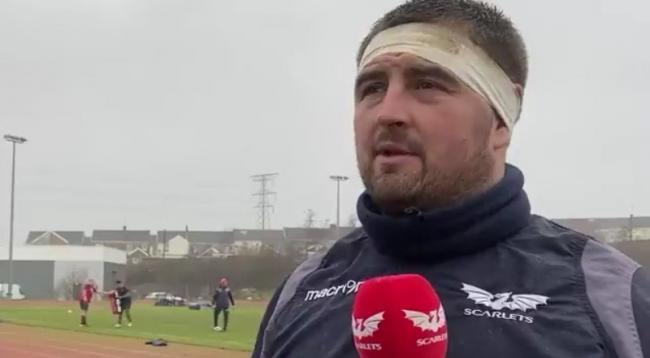 Llandovery man Wyn Jones makes it four Scarlets in Lions' squad