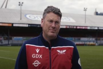 Head coach Delaney leaves Scarlets with immediate effect
